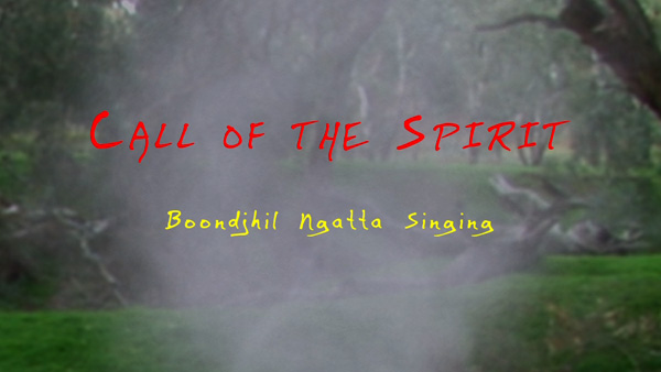 Call of the Spirit