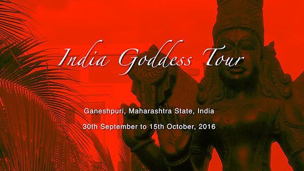 India Goddess Tour 2016